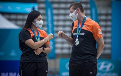 World Cup Parijs: drie medailles TeamNL