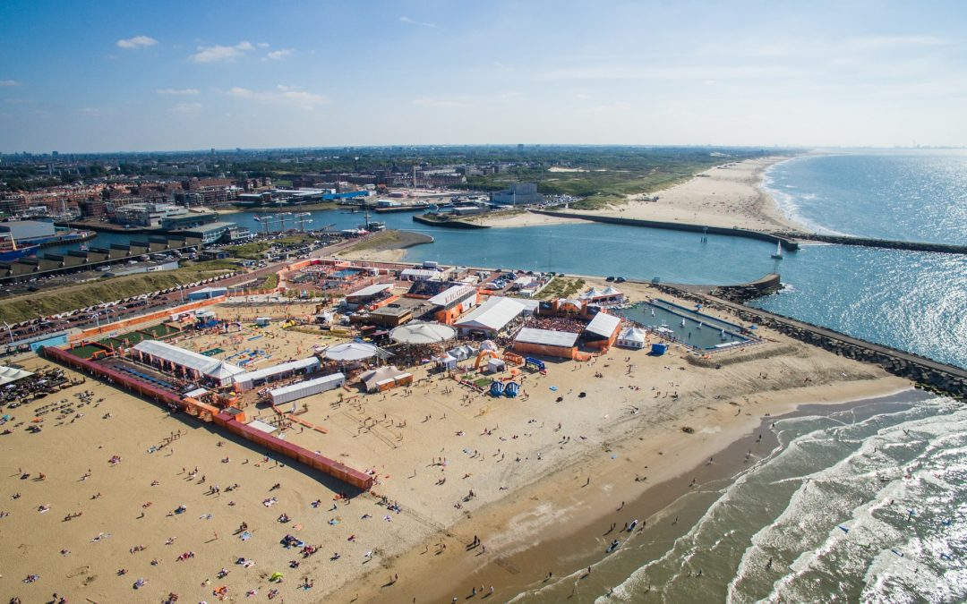 Vrijwilligers gezocht: Olympic Festival Den Haag 23 juli -2 aug