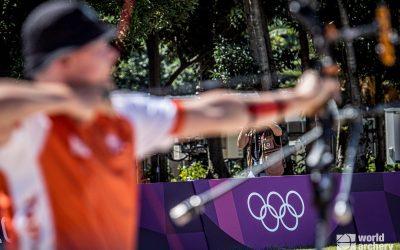 Olympische Spelen: sterke rankingronde Nederlanders