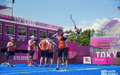 OS Tokyo: Individuele toernooi start woensdag voor de Nederlanders