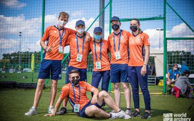 Eliminaties op het WK jeugd goed verlopen