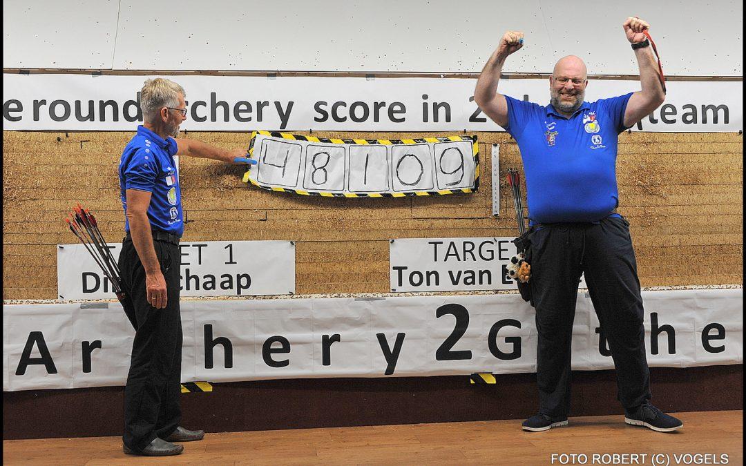 Nieuw wereldrecord in Almere