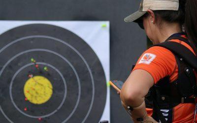 Gaby Schloesser verovert Nederlands ticket World Games